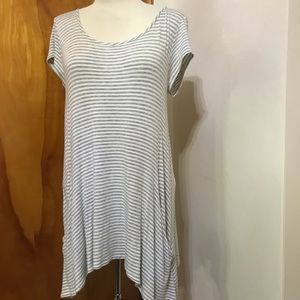 Maurices striped tunic